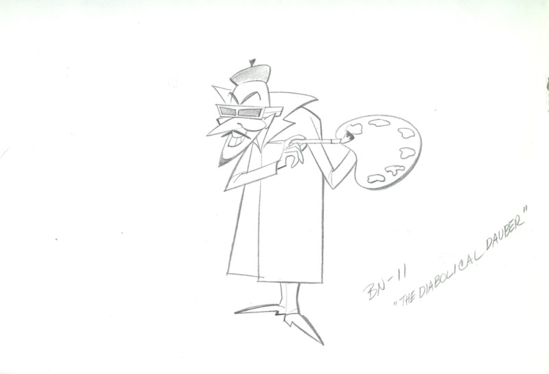 the-impossibles-animation-drawing-1966-hanna-barbera_5198082490_o